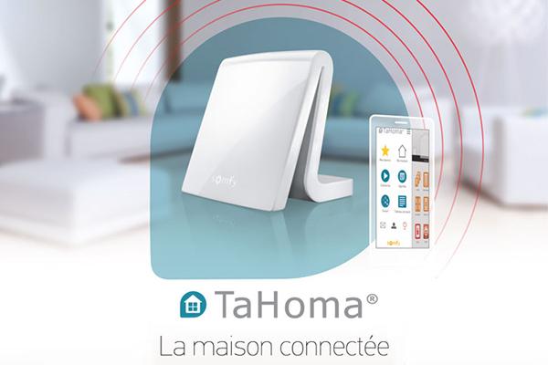 Application TaHoma